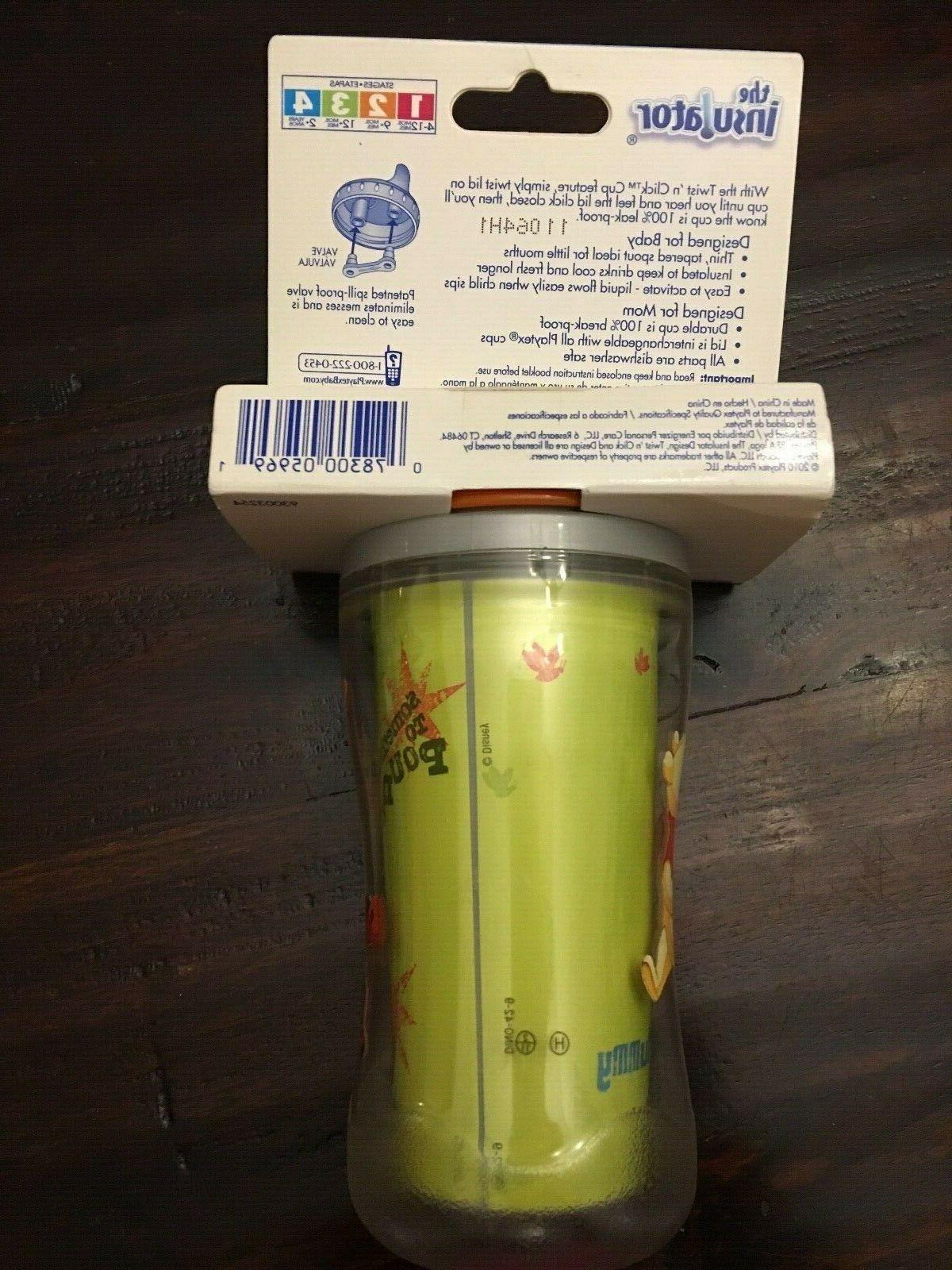 New Sippy Cup Twist The Pooh Proof