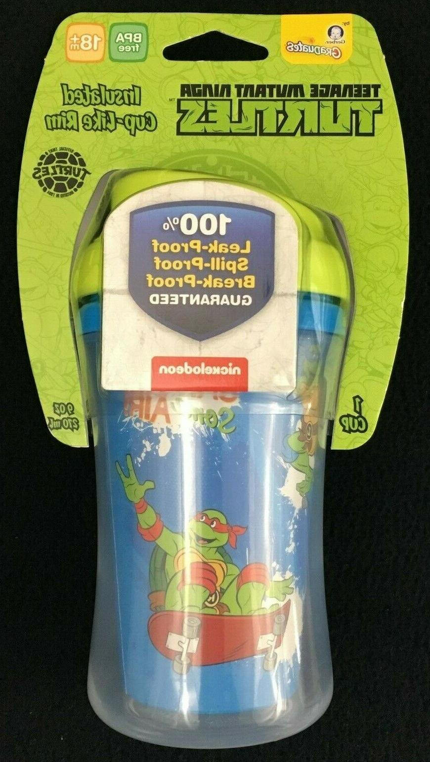 nickelodeon graduates teenage mutant ninja turtles insulated
