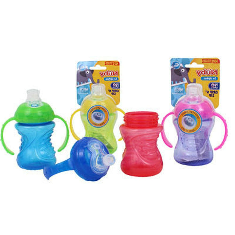 NUBY NO SPILL oz SOFT FLEX CUP 4 M+