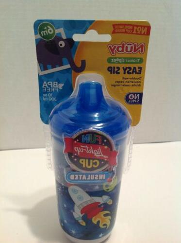 Nuby Trainer Sipeez Sip Cup New Set 2