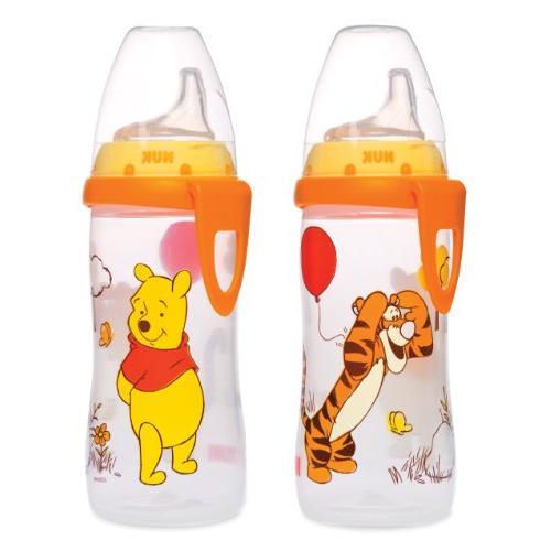 NUK Disney Cup, Winnie 10oz 1pk