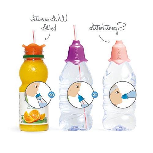JellyCAP Drinking CAP, Any Bottle