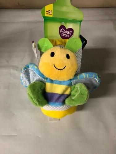 parents choice sippy cup colorful bumble bee