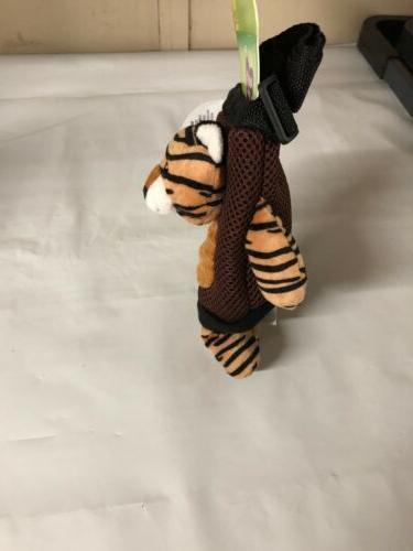 Parents Choice Tiger Lanyard New 12+ Months