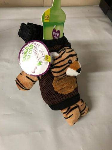 Parents Choice Sippy Tiger Lanyard Months