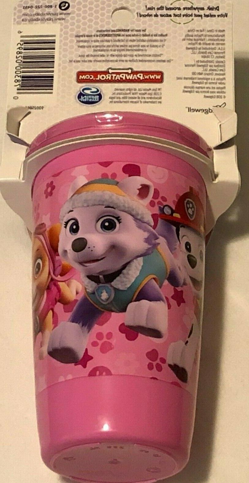 Paw Patrol Sippy 2 Cup Free Fast
