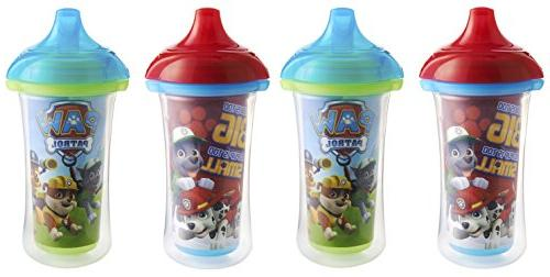paw patrol click lock insulated