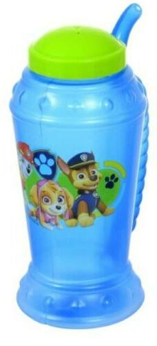 PAW PATROL Plastic Mug, with blue, childrens,