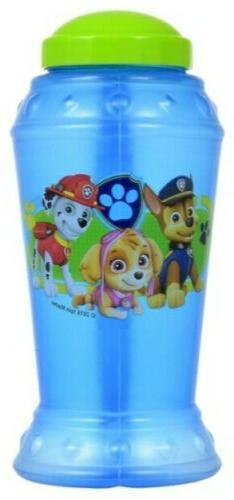 paw patrol plastic sippy mug cup