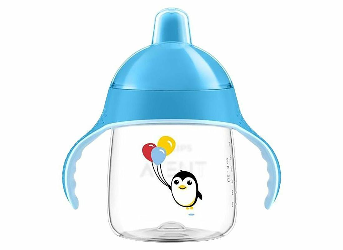 penguin sippy cup