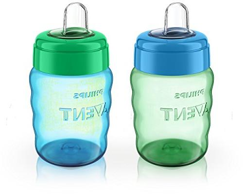 Phillips Easy Sippy Cup 1 Boy Color