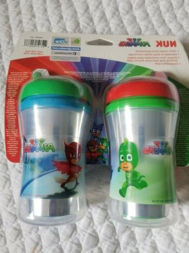 PJ Nuk Sippy Cup Hard Pack