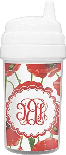 Poppies Toddler Sippy Cup