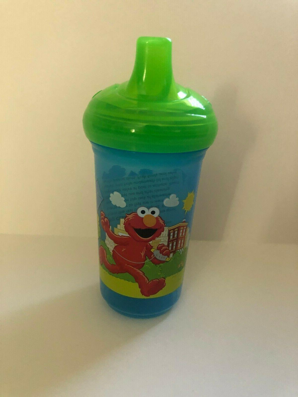 sesame street sippy cups