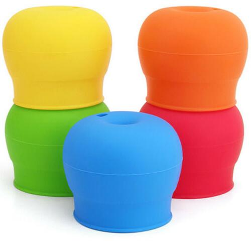 Silicone Cup Lid Spill-Proof Cover US