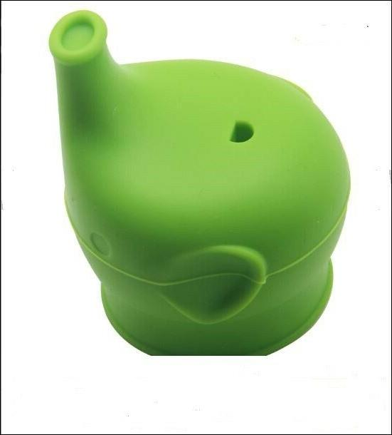 Silicone Sippy Proof Grade Most Cups a Cup