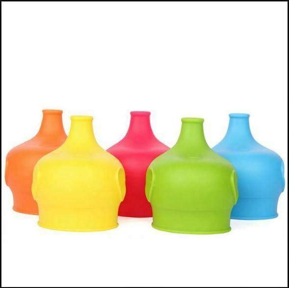 Silicone Sippy Proof Food Most Cup set of