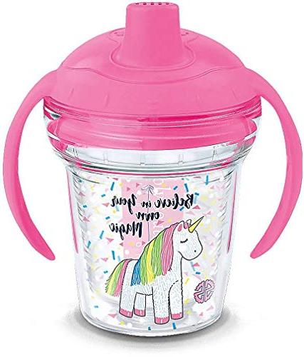 simply southern unicorn sippy cup