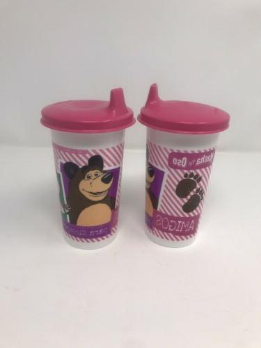 Tupperware Cup Tumbler 10oz 2 New