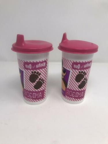 Tupperware Sippy Cup Tumbler 2