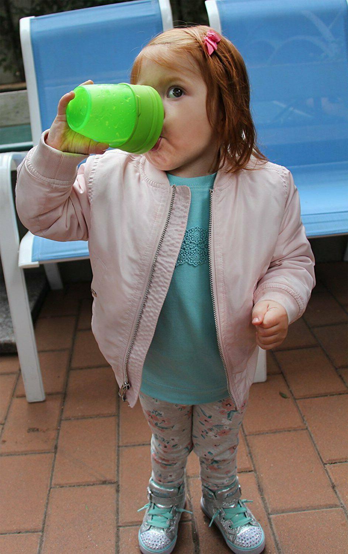 Sippy Cup Lids MrLifeHack 4pk Make Cup BPA