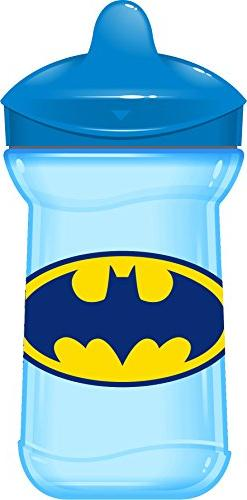 Playtex Sipsters Super Friends Spill-Proof, Break-Proof Spout for - 9 Ounce 2
