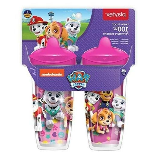 sipsters stage 3 paw patrol spill proof