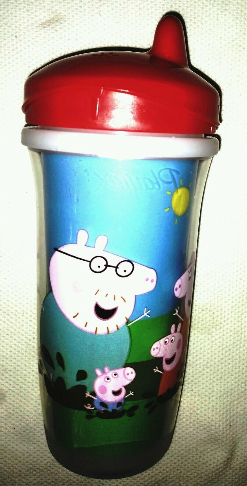 sipsters stage 3 peppa pig sippy cup