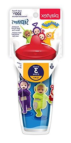 Playtex Sipsters Teletubbies Break-Proof Insulated Toddler Spout - 1