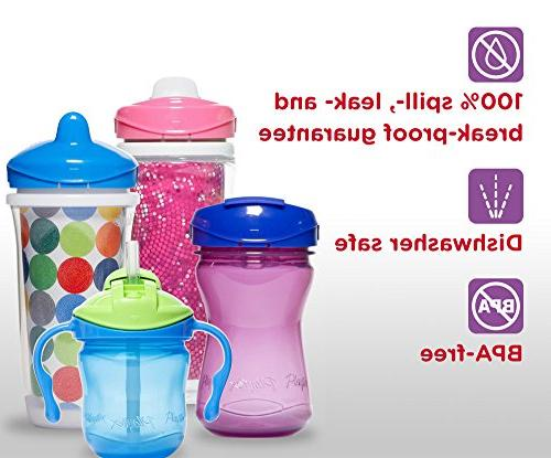 Teletubbies Leak-Proof, Insulated Toddler Spout Cup - 9 Ounce - 1