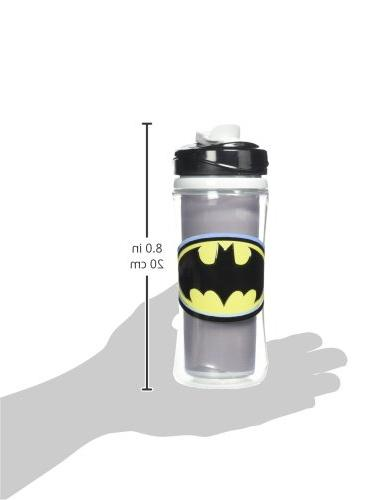 Playtex Sipsters Super Friends Break-Proof Insulated Sippy - 12 Ounce 1