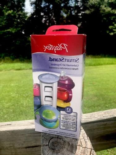 smartstand universal lid organizer discontinued sippy cup