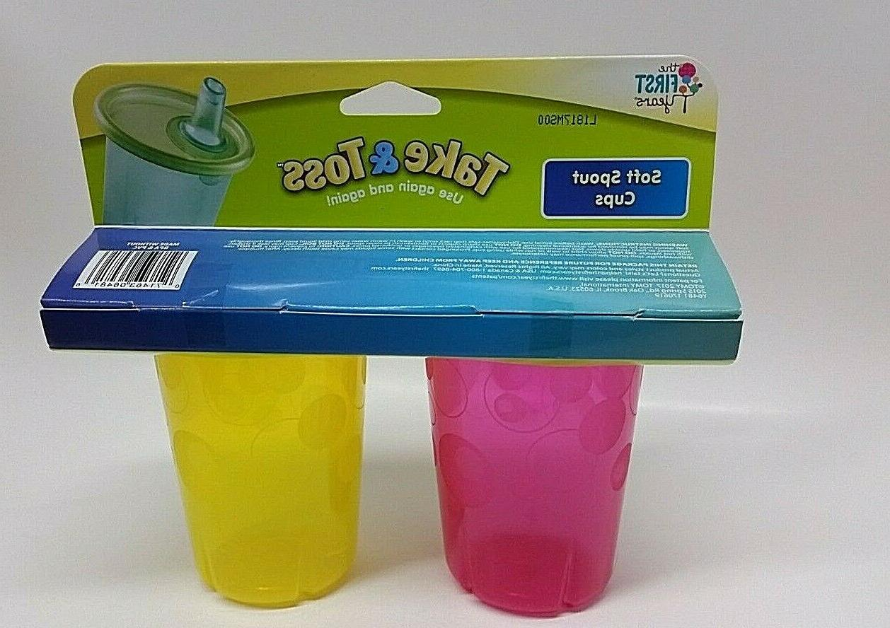The First Years Spout Oz Baby BRAND NEW FREE