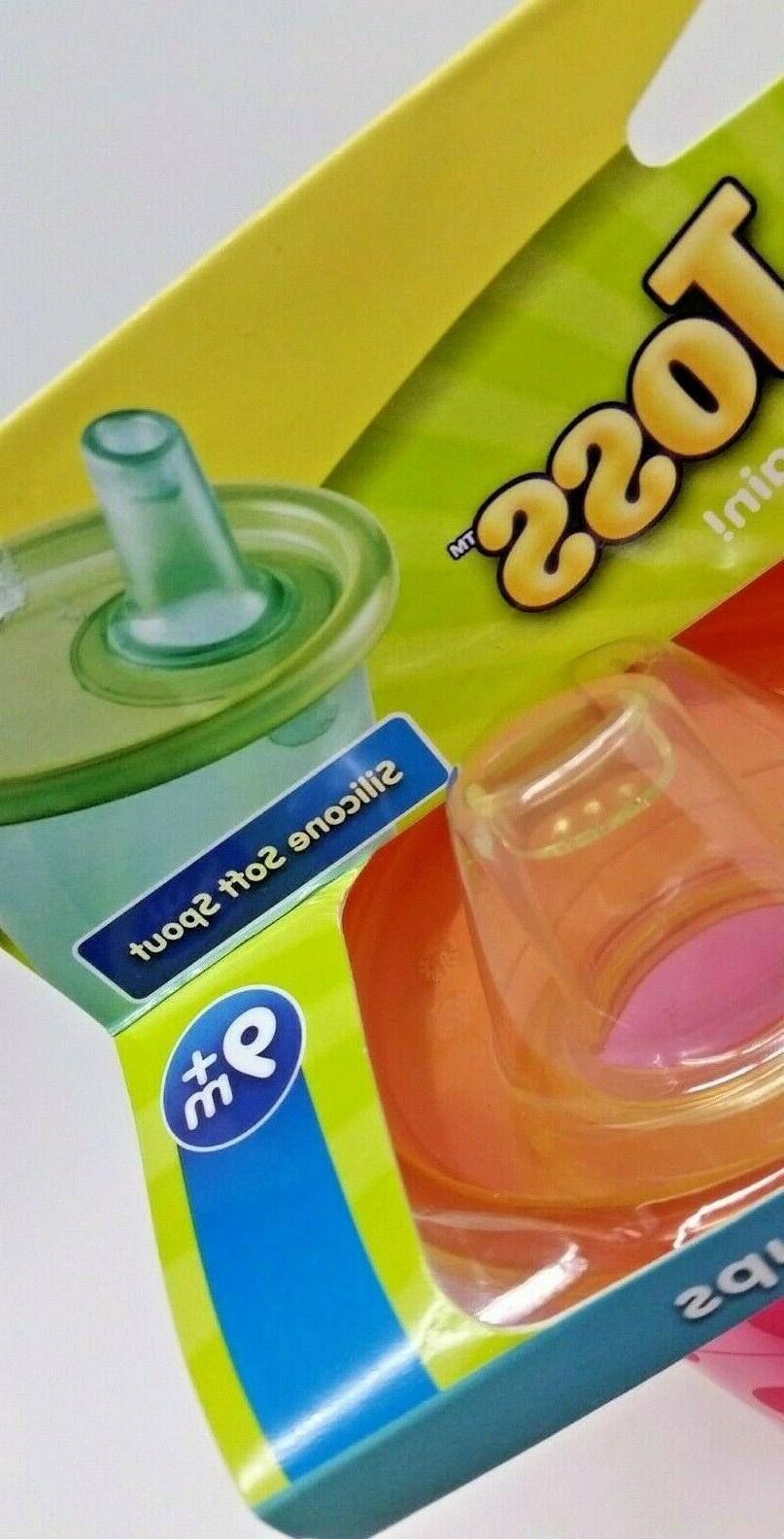 The First Spout 10 Oz Baby BRAND 9m+ BPA FREE