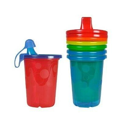 Spill Sippy Plastic Toddler
