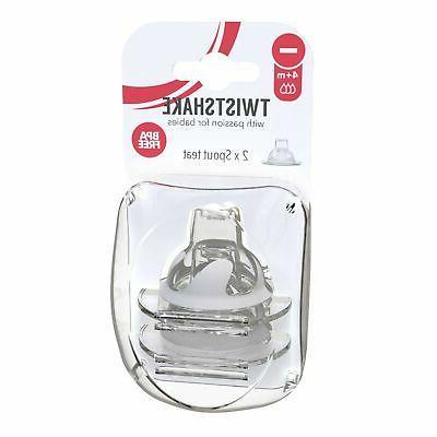 Twistshake Spout Teat 4+m