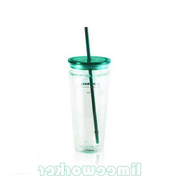 Starbucks China Classic Glas Sippy Transparent