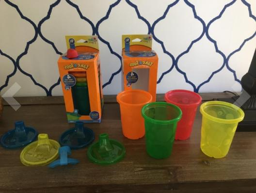The Years Take & Sippy Cups, 10 4 Count