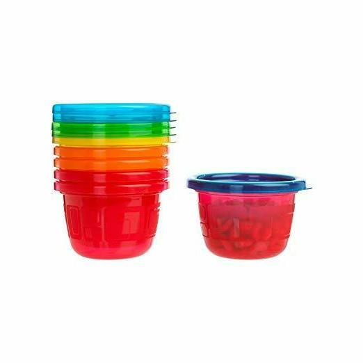 The First Years Take & Toss Snack Cups - 4.5 oz Pack