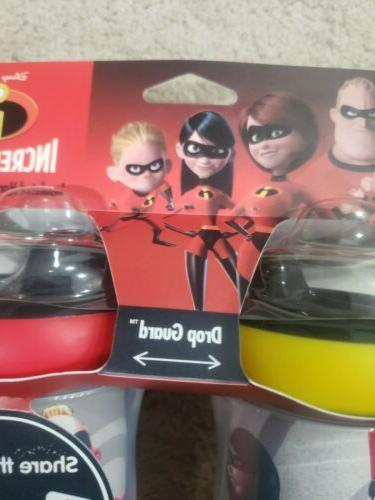 ❗️The First Incredibles Cups 2pk