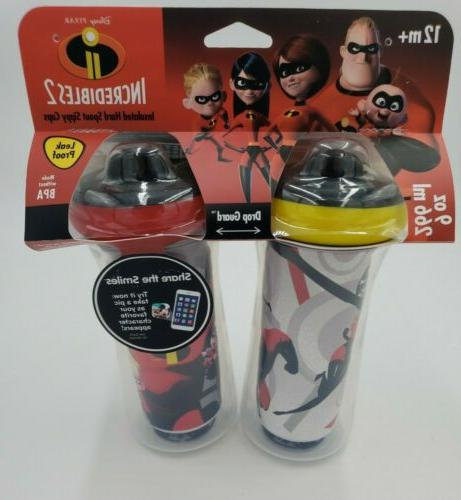 the first years disney incredibles 2 insulated