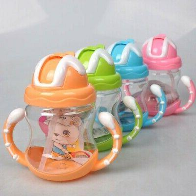 milk bottle nuby cup sippy beaker straw