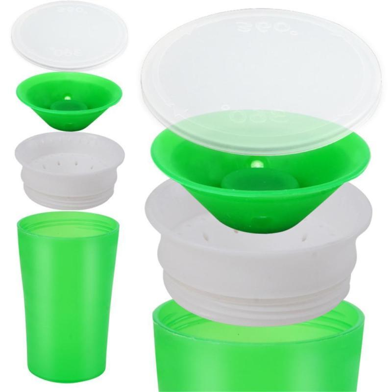 Toddler Sippy Cup 360 Leakproof Training Cup