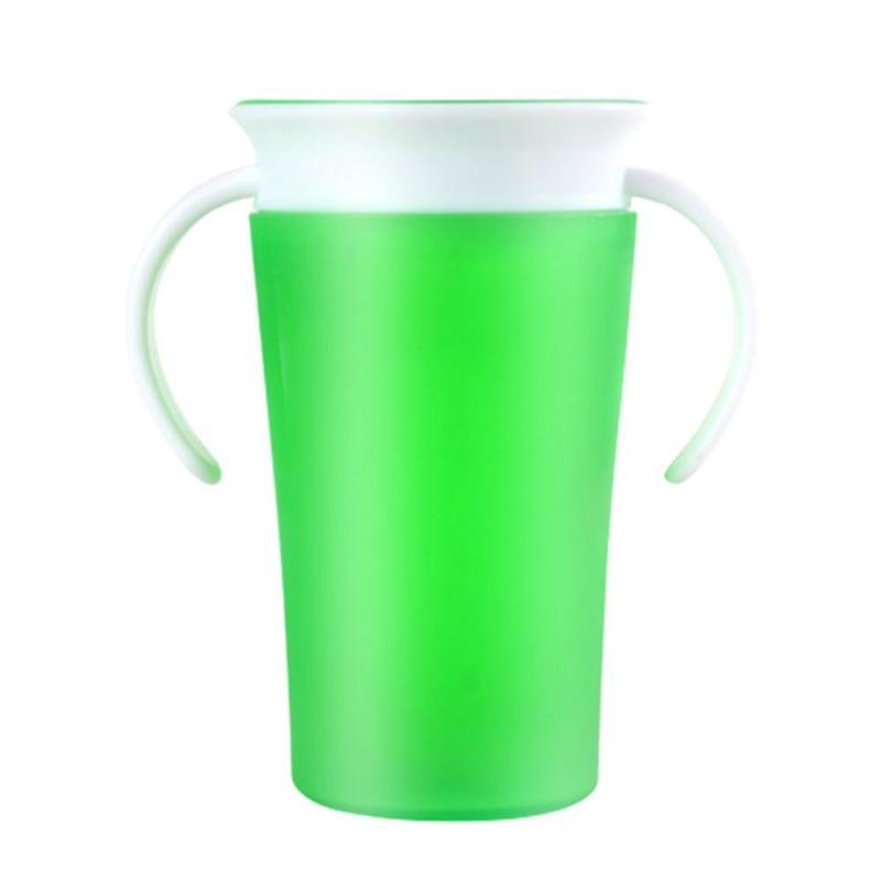Toddler Kids Cup Leakproof Spill Proof Cup