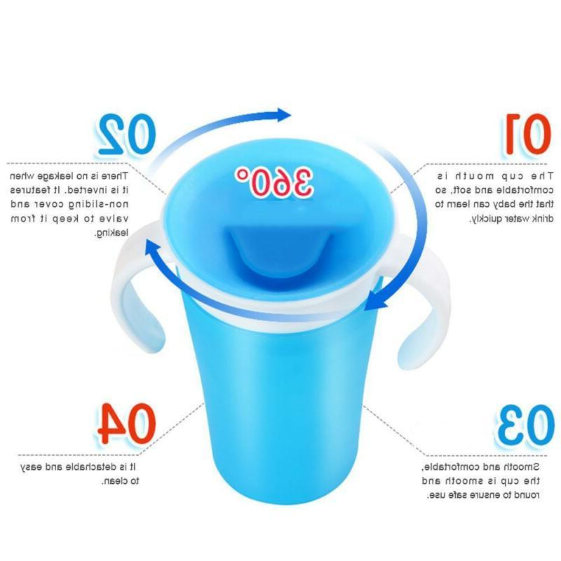 Toddler Leakproof Cup