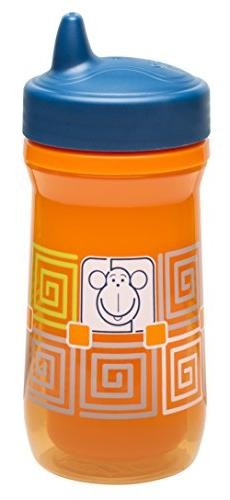 Zak Designs Toddlerific Perfect Flo Spout Toddler Cup with O