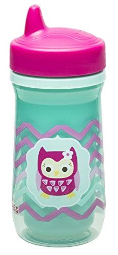 Zak Designs Toddlerific Perfect Flo Spout Toddler Cup with G