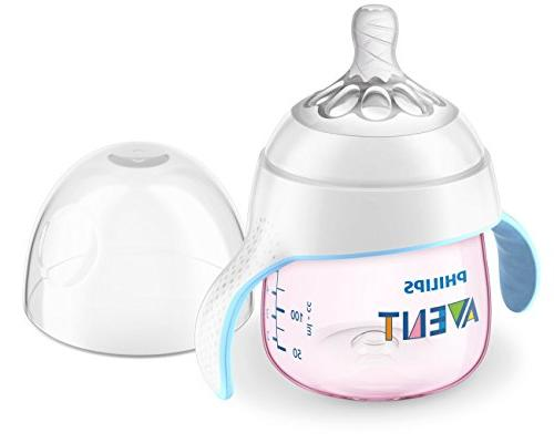 Philips Trainer Sippy Pink