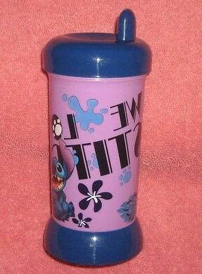 Disney STITCH. Cup. New. inches