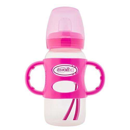 wide neck sippy spout bottle
